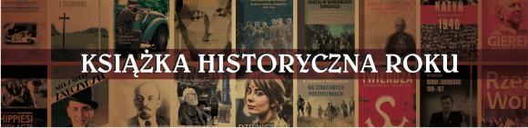 Książka historyczna roku